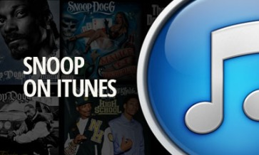 Snoop Dogg on iTunes