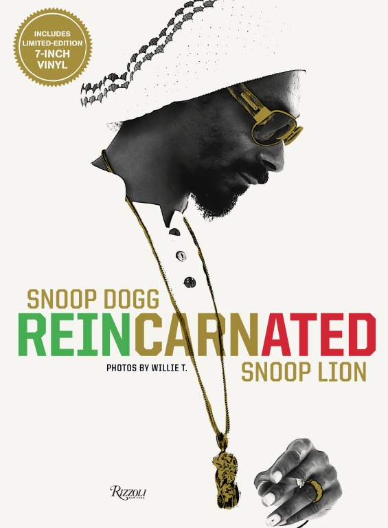 Snoop Lion's Reincarnated Photo Book