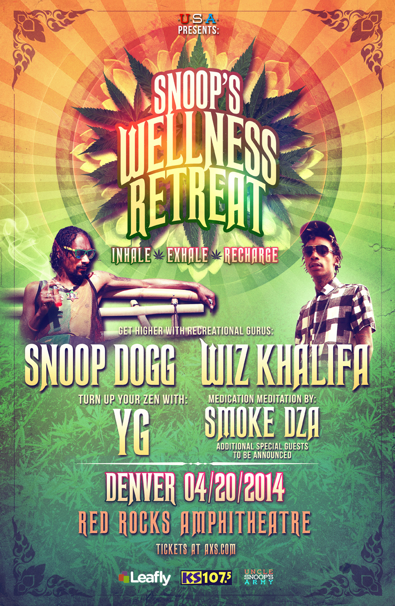 Snoop doggs wellness retreat with wiz khalifa dopechef media wellness retreat denver web article source snoopdogg kristyandbryce Gallery
